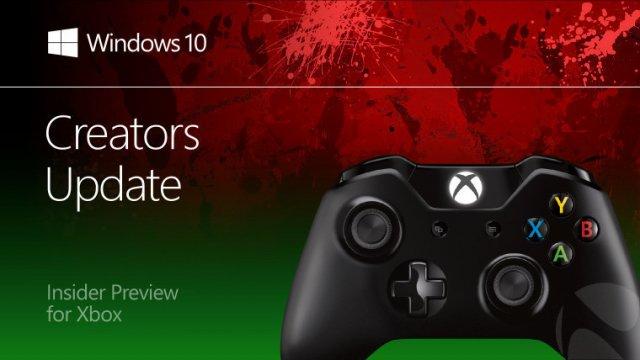 Microsoft выпустила сборку Xbox Insider Preview Build 15045 для кольца Alpha