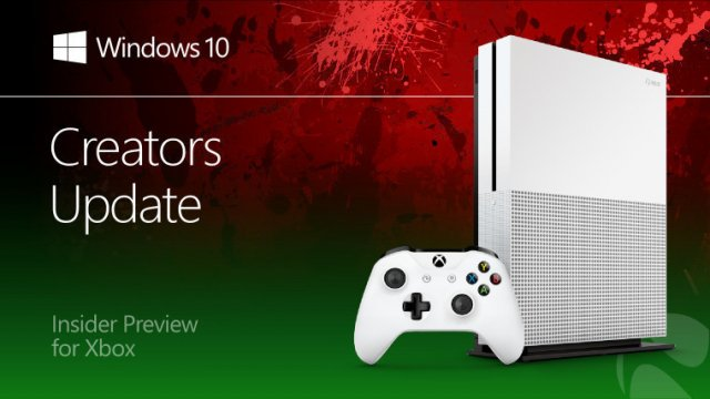 Microsoft выпустила сборку Xbox One Insider Preview Build 15058 для кольца Alpha