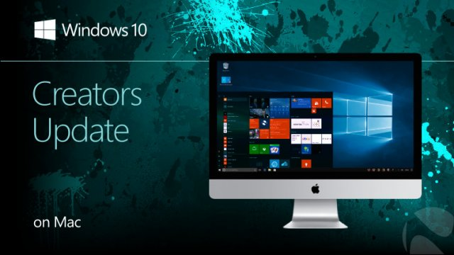 Apple Boot Camp не поддерживает чистые установки Windows 10 Creators Update
