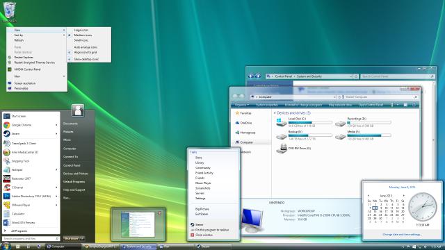 Microsoft прекращает поддержку Windows Vista