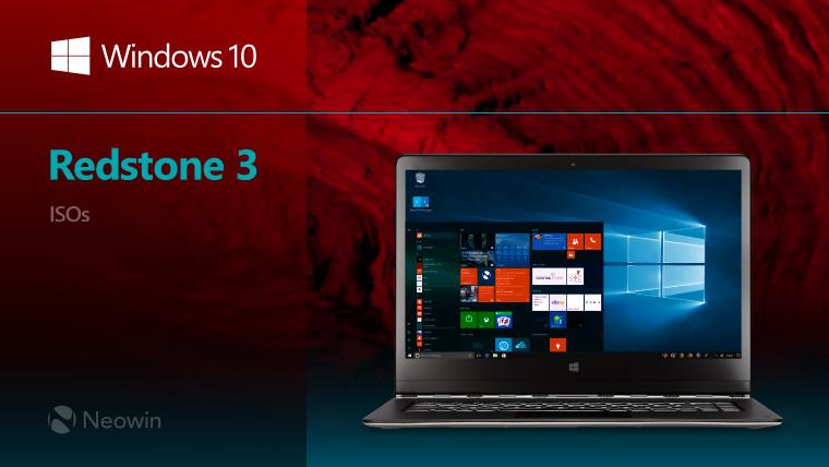 Windows 10 16193 скачать торрент