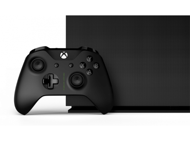 Microsoft представит Xbox One X: Project Scorpio Edition