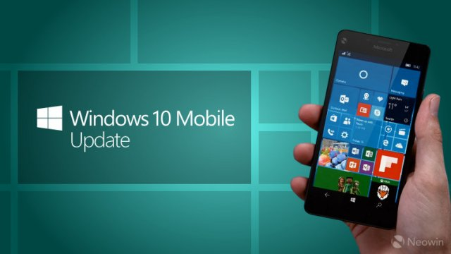 Microsoft выпустила Windows 10 Mobile Build 15254.248