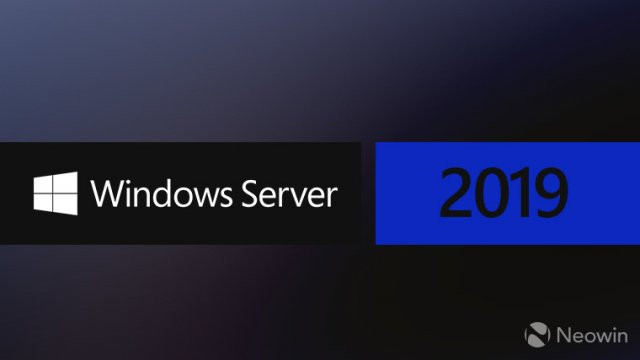 Microsoft выпустила сборку Windows Server 2019 Insider Preview Build 17623