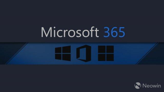 Microsoft анонсировала новые функции для Microsoft 365