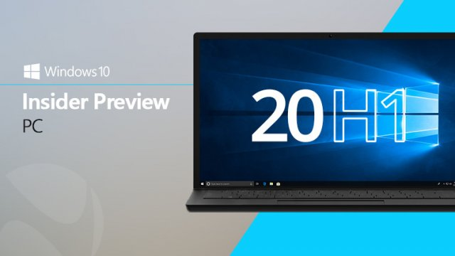 Пресс-релиз сборки Windows 10 Insider Preview Build 18850