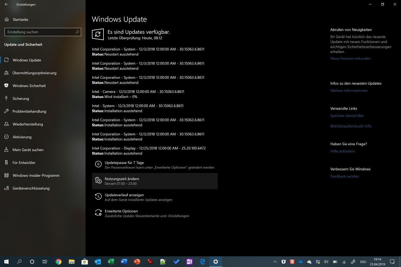 Surface Book 2 получил обновления от Intel » MicrosoftPortal NET