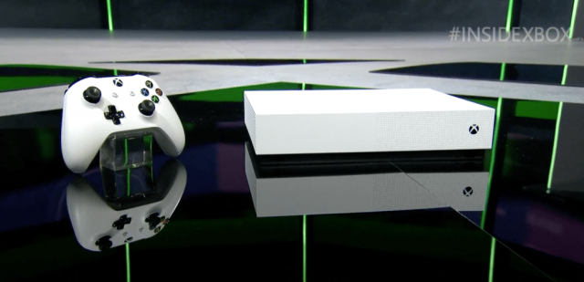 Microsoft выпустила Xbox One S All-Digital Edition