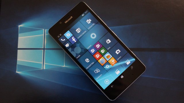 Microsoft выпустила Windows 10 Mobile Build 15254.575