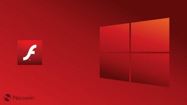 Microsoft удалит Flash из своих браузеров к концу 2020 года