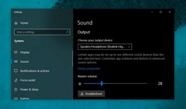 Windows 10 Build 18362.356 имеет проблему со звуком (Обновлено)
