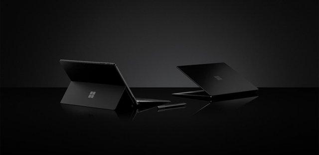 В сеть утёк список конфигураций Surface Pro 7
