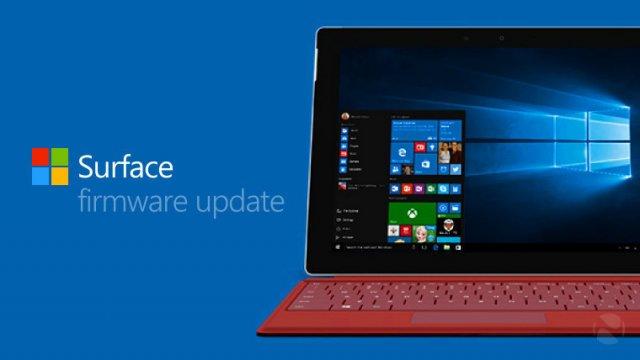 Microsoft обновила пять устройств Surface