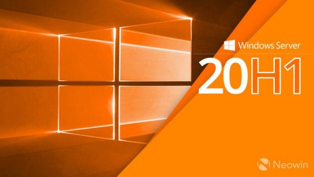 Microsoft выпустила Windows Server vNext Insider Preview Build 19035