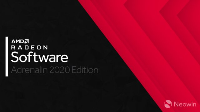 AMD выпустила драйвер AMD Radeon Software Adrenalin 2020 Edition 19.12.3
