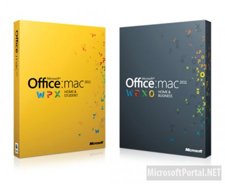 Microsoft выпустила Service Pack 2 для Office for Mac 2011