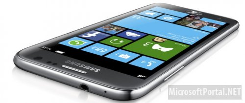 Устройства под управлением Windows Phone 8 от компании Samsung