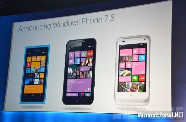 Компания Microsoft выпустила Windows Phone 7.8 SDK