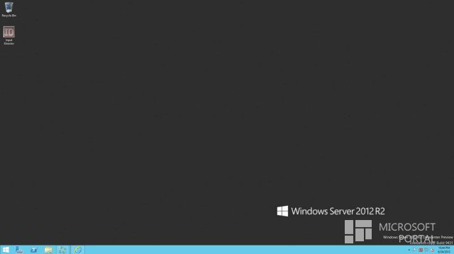 Windows Server 2012 R2 Preview