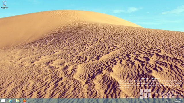 Скриншот Windows 8.1 Build 9428 (Milestone Preview)