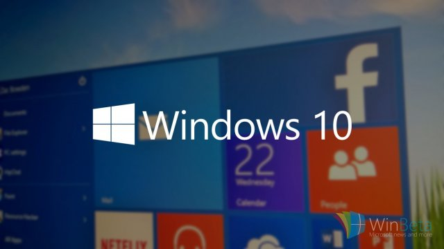 Информация о Windows 10 TP Build 9888