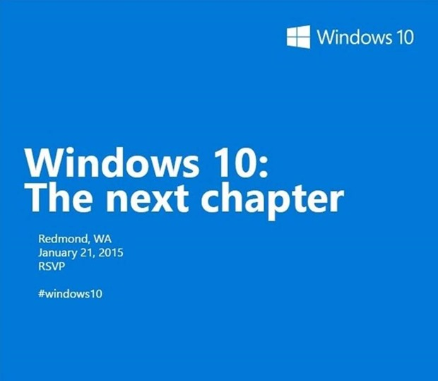Microsoft покажет Windows 10 for phones 21 января