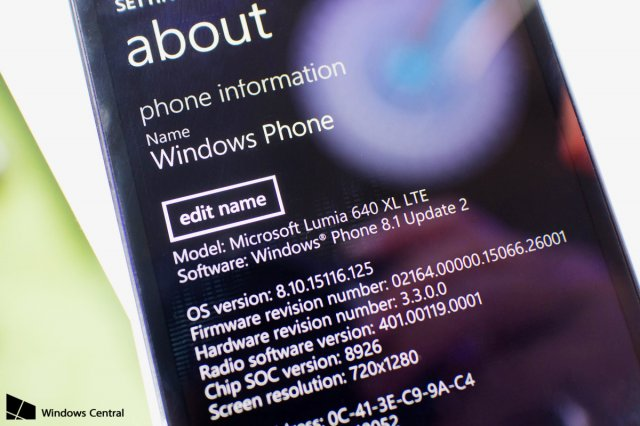 Windows Phone 8.1 GDR2 на видео