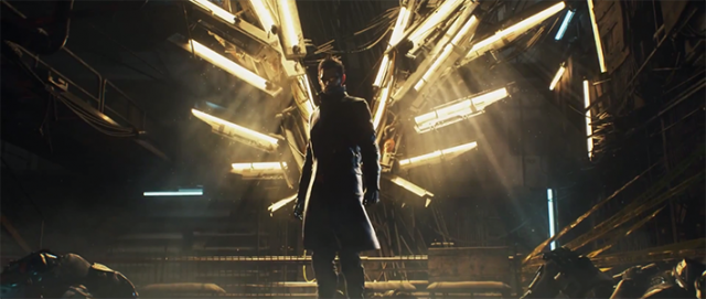 Трейлер Deus Ex: Mankind Divided