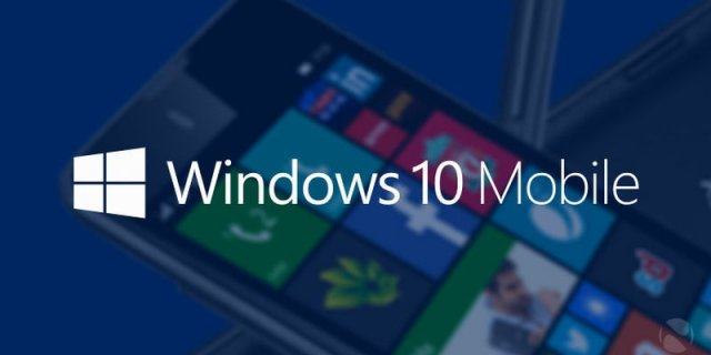 Пресс-релиз сборки Windows 10 Mobile Build 10536.1004