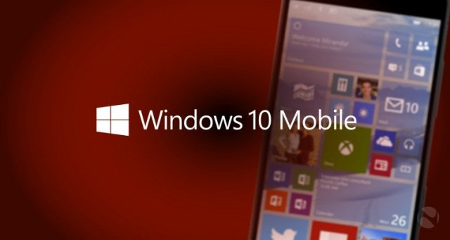 Пресс-релиз сборки Windows 10 Mobile Insider Preview Build 10549