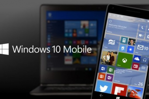 Пресс-релиз сборки Windows 10 Mobile Insider Preview Build 10586.29