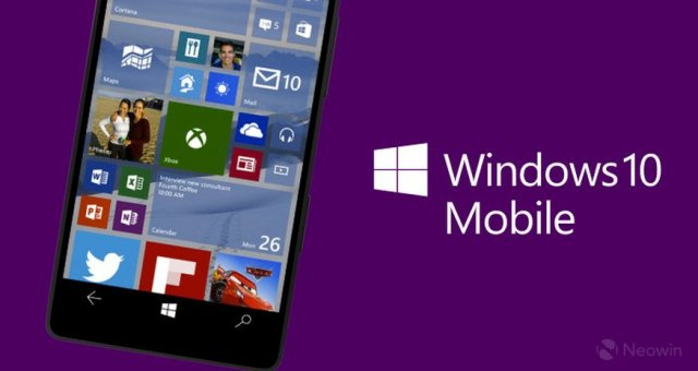 Пресс-релиз сборки Windows 10 Mobile Insider Preview Build 10586.36