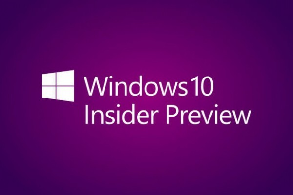 Пресс-релиз сборки Windows 10 Insider Preview Build 11099