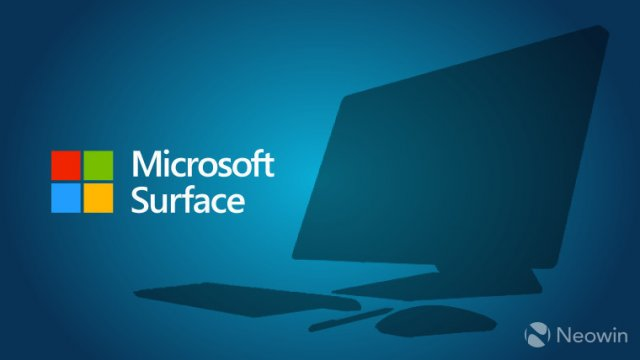 Microsoft Surface AIO может получить имя Surface Studio