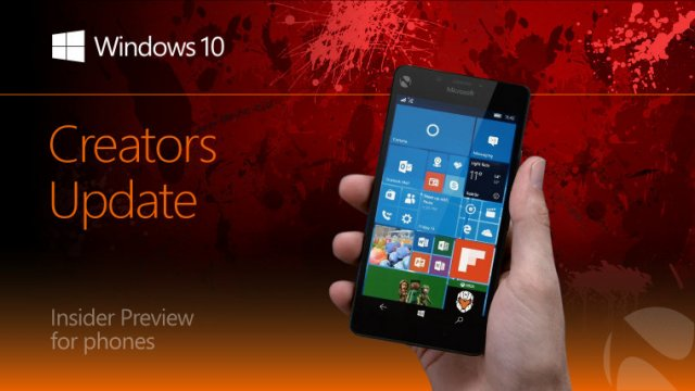 Microsoft выпустила сборку Windows 10 Mobile Build 14965 для кольца Slow