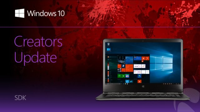 Microsoft выпустила Windows 10 SDK Preview Build 14965