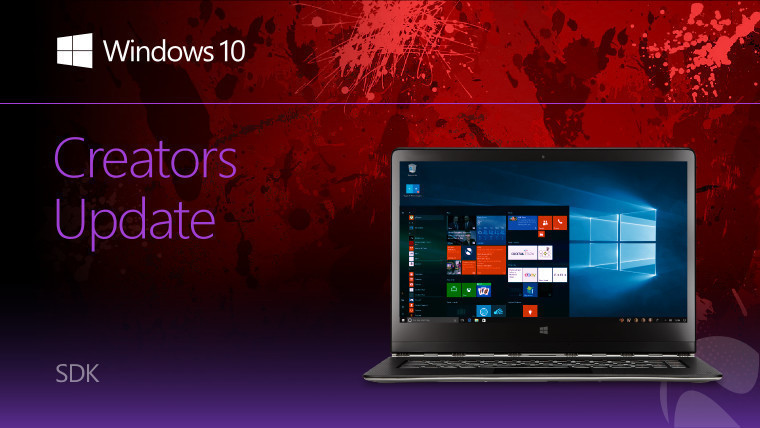 Microsoft выпустила Windows 10 SDK Preview Build 15042