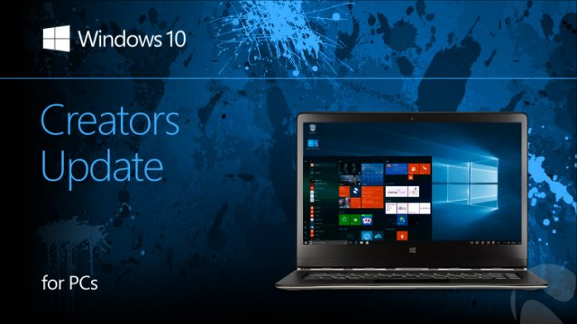 Microsoft выпустила Windows 10 Creators Update для ПК