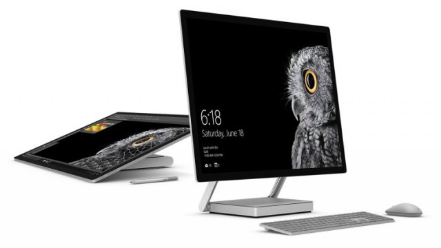 Microsoft выпустит Surface Studio в Китае
