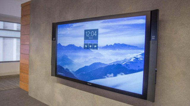 Microsoft выпустила Windows 10 Creators Update для Surface Hub