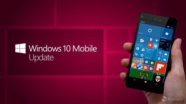 Microsoft выпустила Windows 10 Mobile Build 15063.966