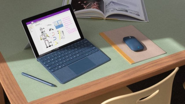 Microsoft выпустила Surface Go with LTE Advanced
