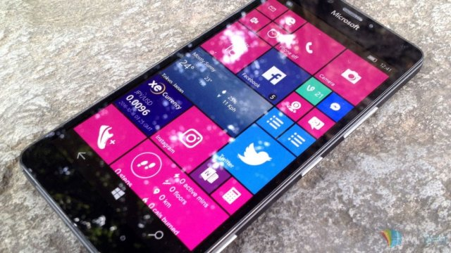 Microsoft выпустила Windows 10 Mobile Build 15254.566