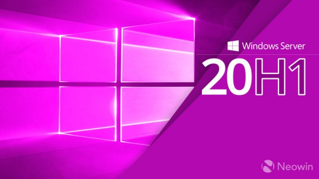 Microsoft выпустила Windows Server vNext Insider Preview Build 18975