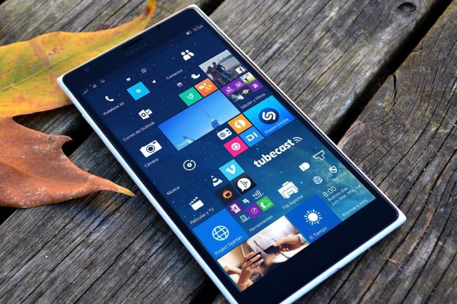 Microsoft выпустила Windows 10 Mobile Build 15254.603