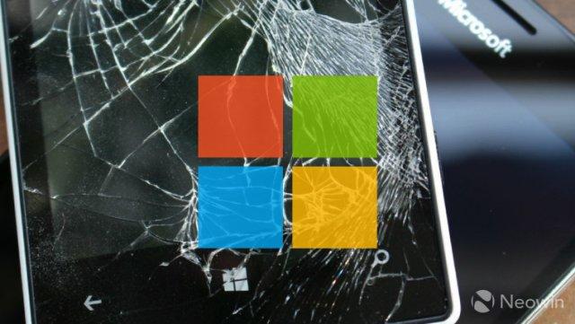 Microsoft больше не поддерживает Windows 10 Mobile