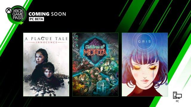 Подписчики Xbox Game Pass for PC получат несколько новых игр в ближайшее время