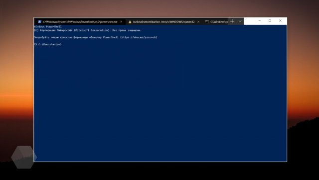 Microsoft выпустила Windows Terminal Preview 0.9