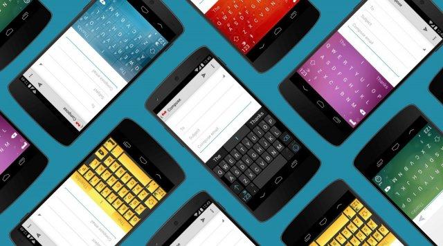 Приложение SwiftKey Keyboard для Android получило обновление