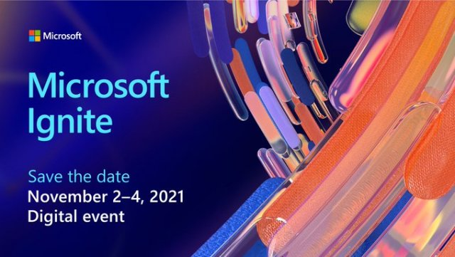 Каталог сессий второй части конференции Ignite 2021 уже доступен